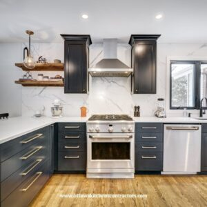 New Paint And Curtains For Your Budget Kitchen Design Ideas