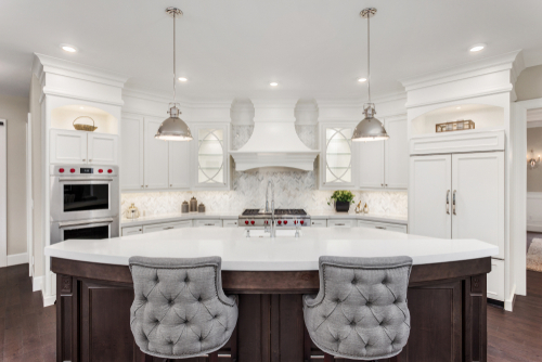 A pleasure working in a new kitchen can add fun to your lifestyle